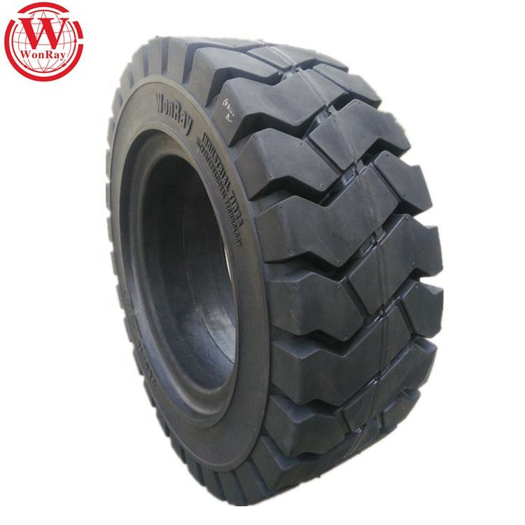 Made in China Solid Forklift Tire 8.25 X 15 X 6.5, 8.25-15 for Komatsu FD 70