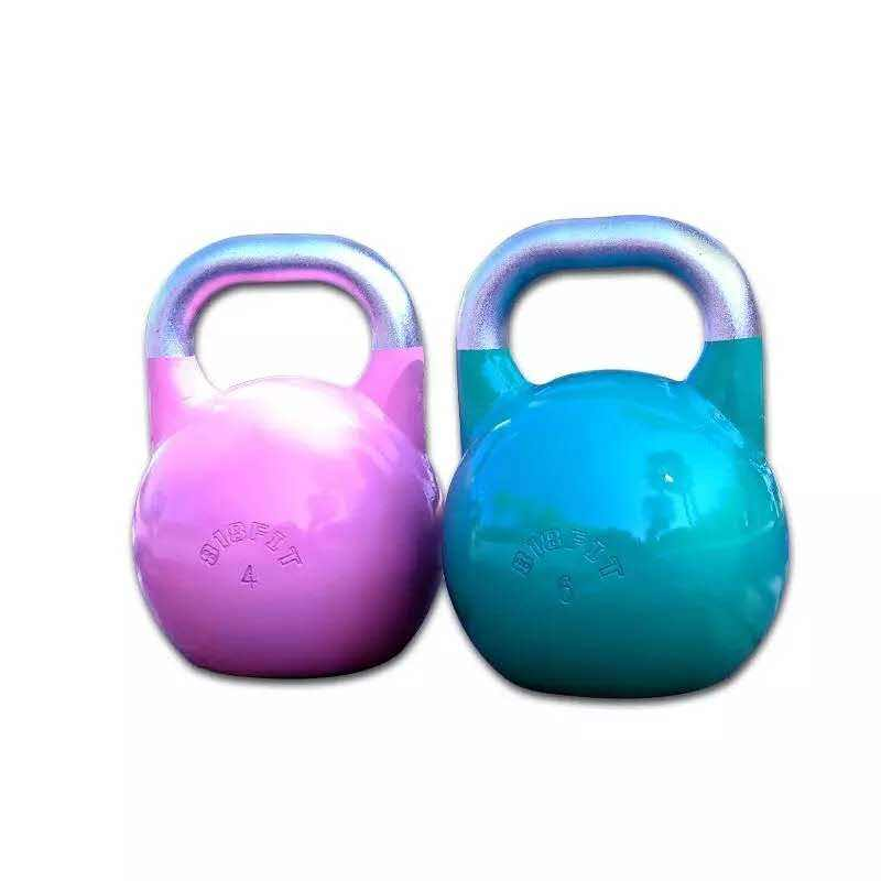 Fitness Iron Cast Sport Adjustable Kettle Bells Ball Portable Mini Kettle Bell Lbs