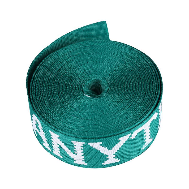 38 mm 5 yards 1.5 inch heavy weight nylon webbing purse handbag strap ZC6