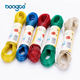 Hot Selling 3mm 20M colorful rope wire clothes line plastic pvc wire Core
