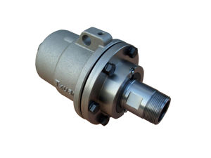 1 inch high temperature steam rotating joint rotary union