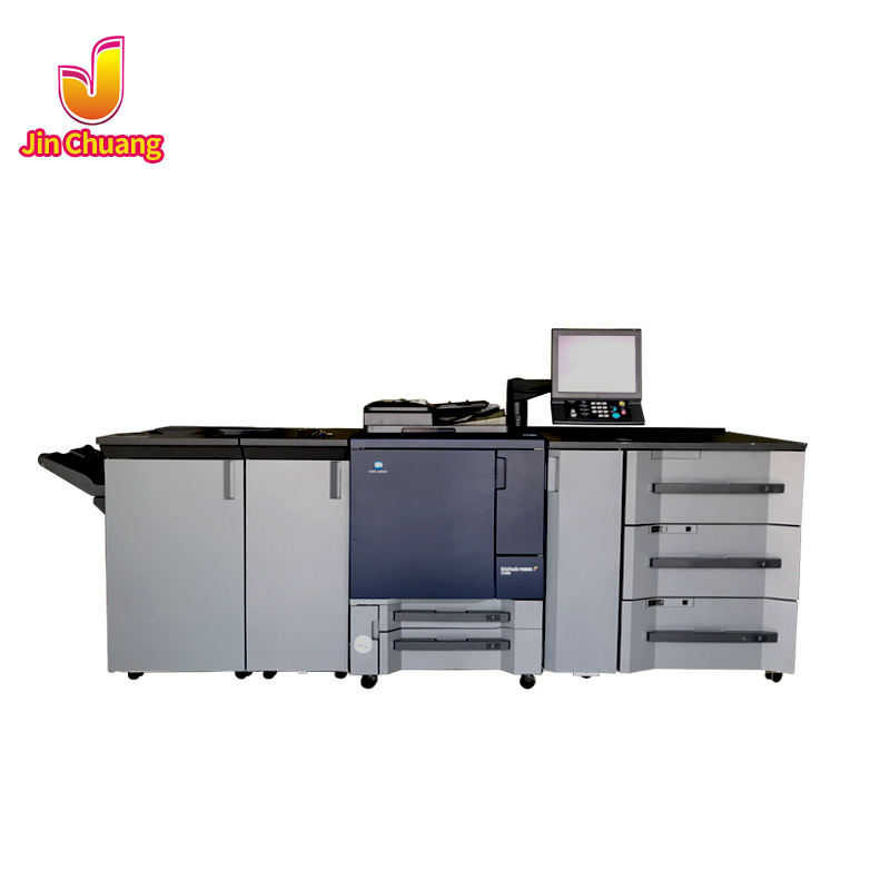 Printing Machine Duplicator Photocopier Konica Minolta Bizhub High speed C1060/1070 copier