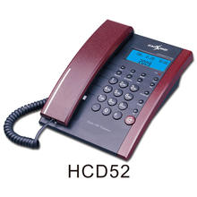 Factory Wholesale Corded Landline Caller ID Phones Telephone
