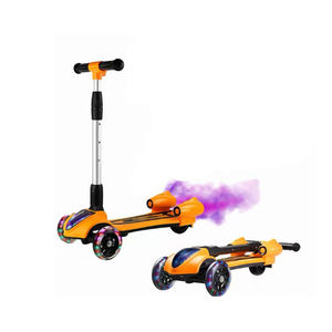 Cheap Pro Manufacturer Foldable Custom Child Sale Space fog Kids Scooter