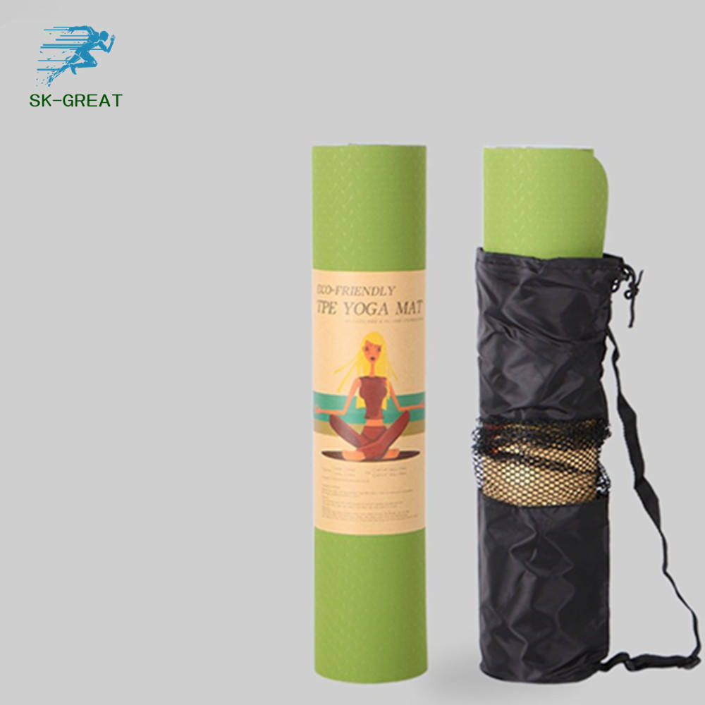 SKGREAT-OJ15 Best Selling Yoga Fitness Sports Yoga Mat Net Bag With Customized Logo