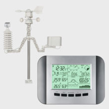 Professional Wireless weather station   Digital  Screen Display RF 433mhz  Indoor Outdoor Forecast Weather