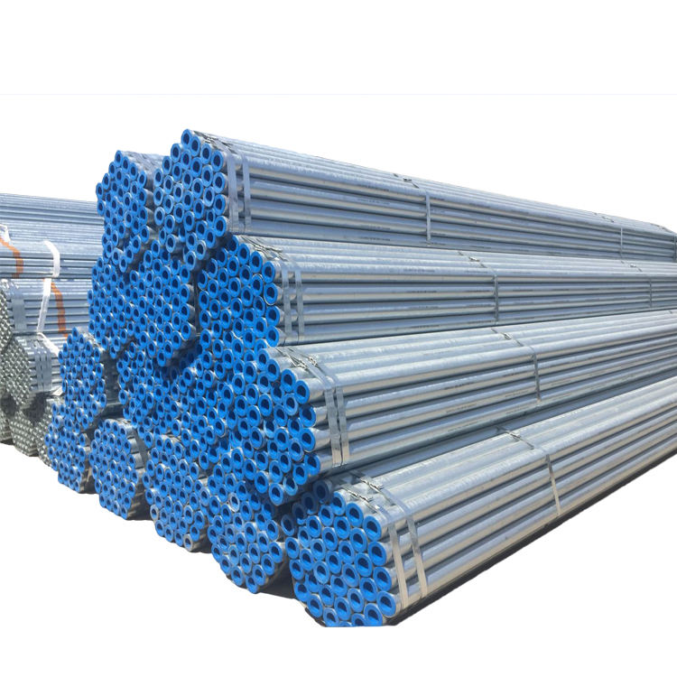 BS 1139 standard scaffolding tube weights hot-dip galvanized scaffold steel pipe 6 meter