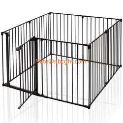 Manufacturer Auto Close Funuction Safety Fence Indoor