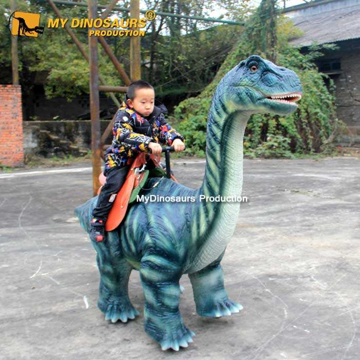 MY DINO DR117 Entertainment Amusement Park Rides Dinosaur Car