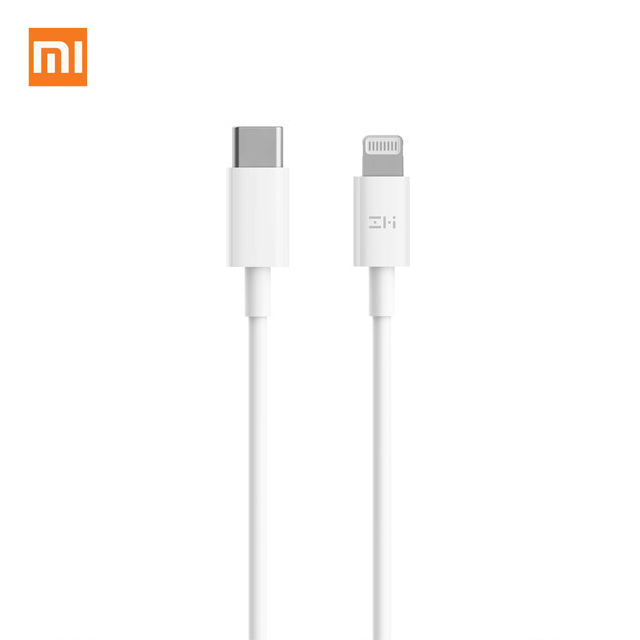 MFi Certified for Xiaomi ZMI For Apple For iPhone +iPad 1m USB-C tipoc to usb data charging cable micro usb c to lightning cable