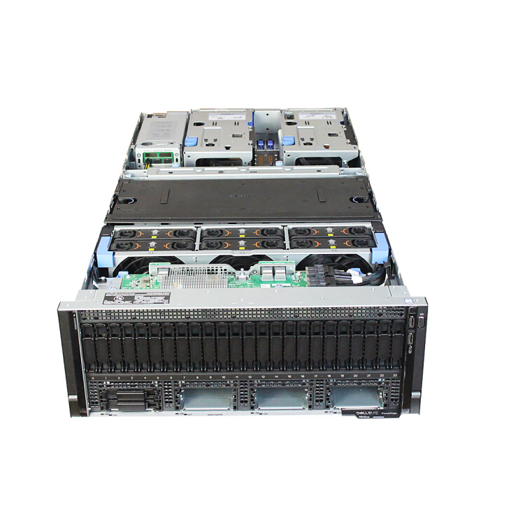 Dell poweredge quad core xeon Gold 6254 CPU 4U servidor r940xa rack server