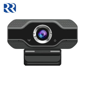 FULL HD 1080P Web Camera for Live Broadcast Video Recording Meeting USB Webcam