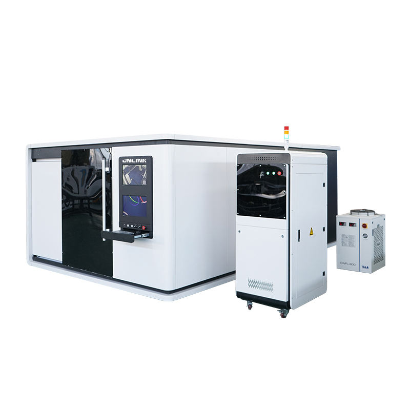 3015 Protective cover metal 0.5kw 1kw 2kw 6kw fiber laser cutting machine pc