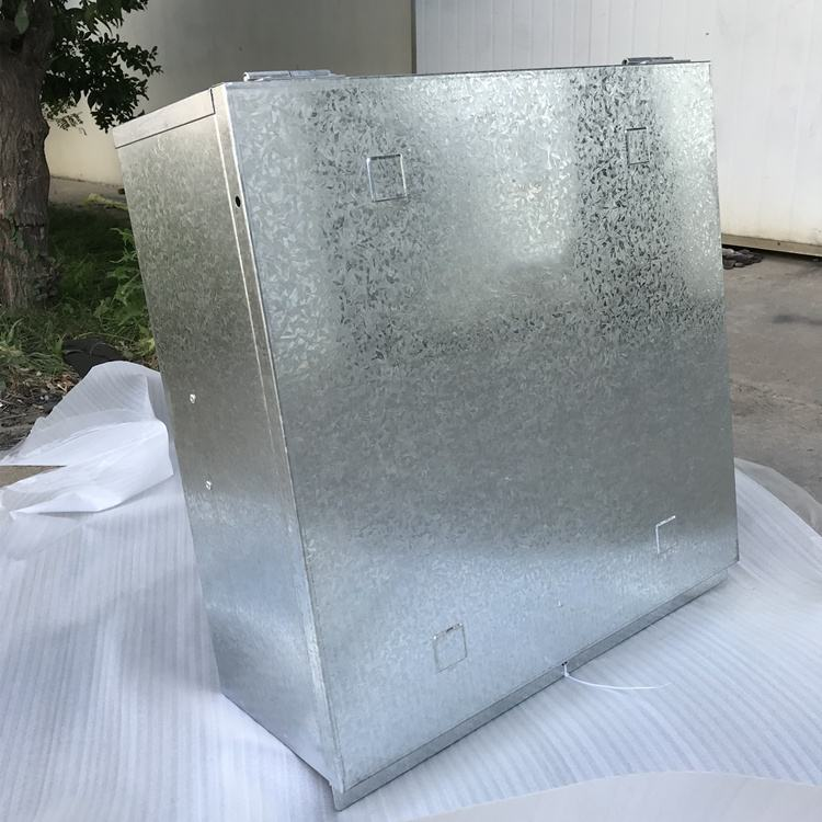 IP54 IP67 outdoor indoor galvanized electrical wall mounted cabinet waterproof Zinc plated electric enclosure box