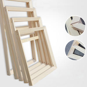 Wholesale DIY Frame Canvas Stretcher Bars Frame Kit For Canvas Paintings