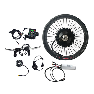 Mario 48v 1000w MAC Fett Reifen Ebike conversion Motor Kit