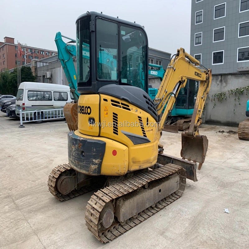 Kobelco Mini Excavator Price For Sale/used mini excavator kobelco 35 for sale
