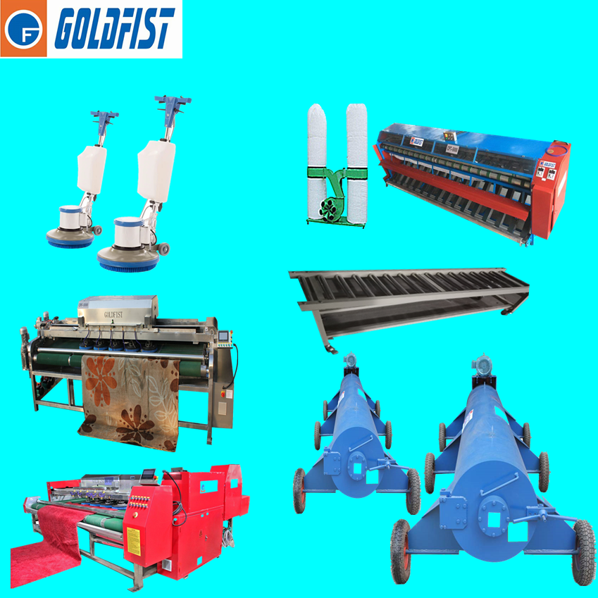Hot Sale Carpet Washing Machine Exported to India, Oman,UAE and other countries.