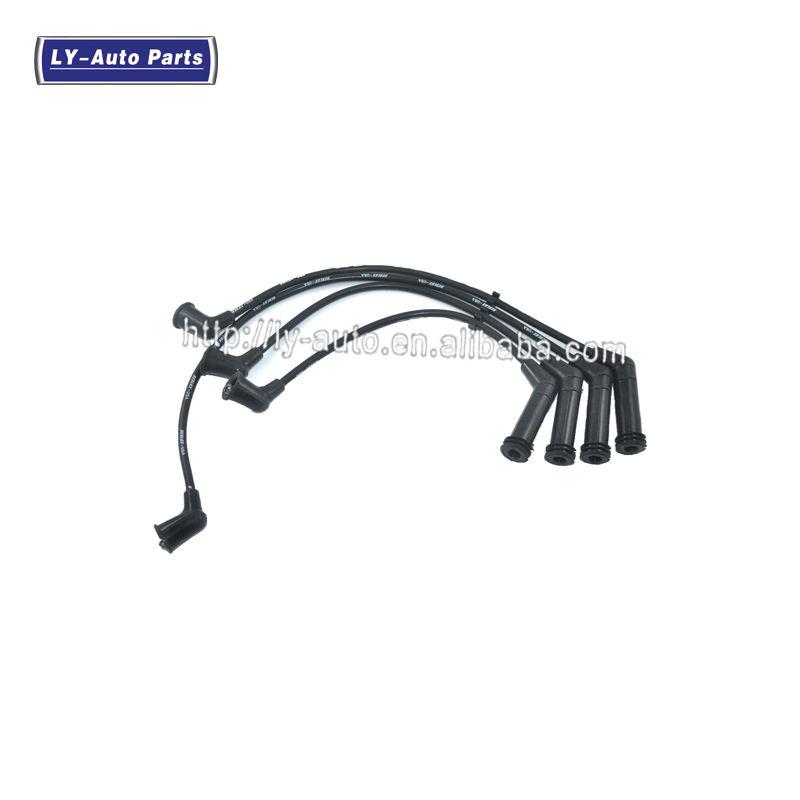 Spark Plug Wire Set for 96-09 Hyundai Elantra Tiburon Tucson Spectra 27501-23B70