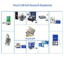 Pouch Cell Lab Machine Pouch Cell Research Line Battery Assembly Line Making Equipment
