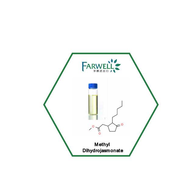 Farwell High Quality Methyl Dihydrojasmonate / Methyl Dihydro Jasmonate FEMA 3408