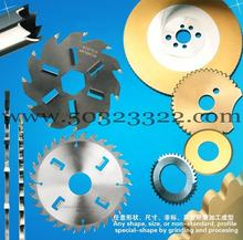Cutting saw blade manufacturer tooth-shape Double-edge cutting bar blade round saw blade Carbide OEM manufacturer