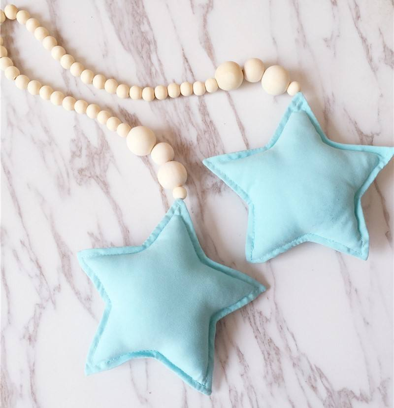 Fancy Star Photo Props Accessories Home Wall Hanging Decoration Ornament