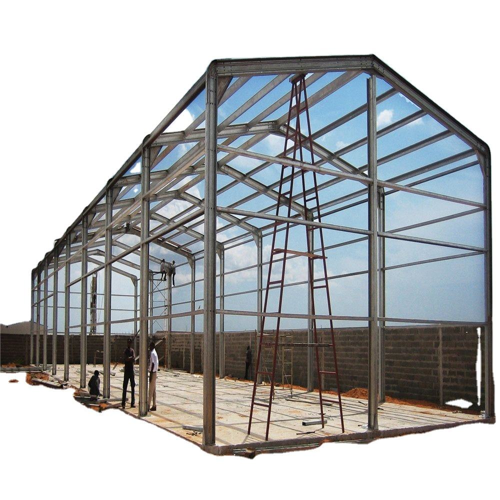 prefabricated solutions asy residential portable houses and light steel structure materials prefab hotel building