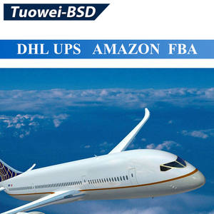 Tuowei-Bsd Goedkoopste Air Expediteur China Naar Uk Deur Tot Deur Levering Service 2020