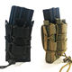 Tactical Molle Waist Belt Magazine Pouches Military Shooting Mag Pouch Outdoor Hunting CS Pistol Rifle Magazine Pouch