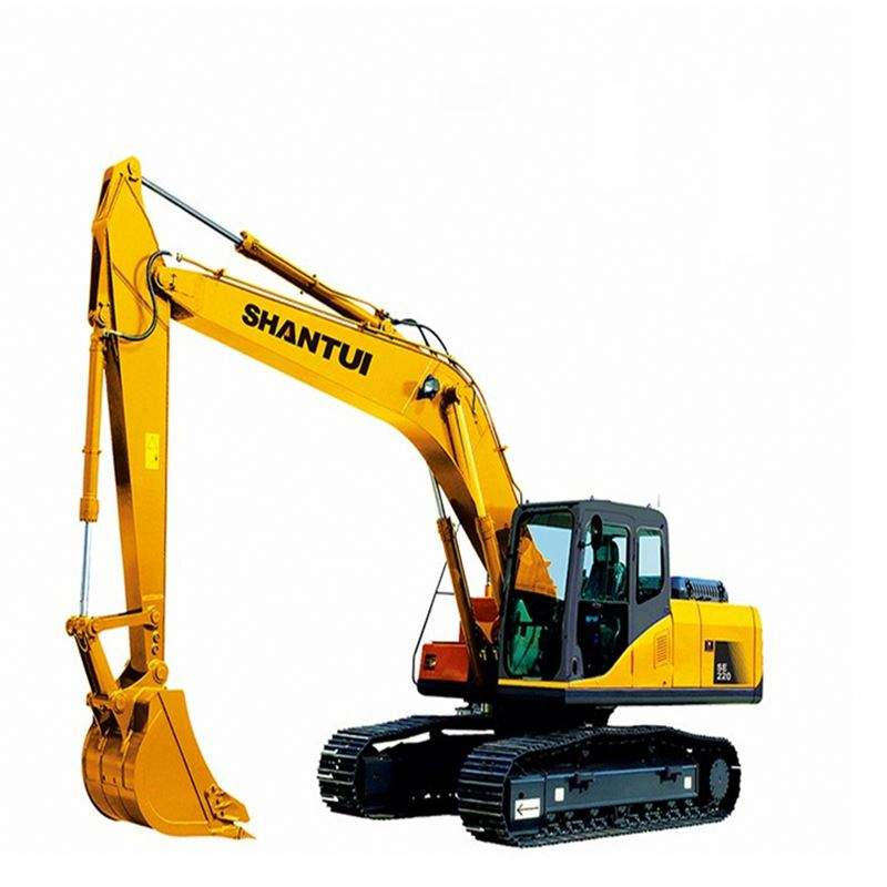 Chinese Manufacturer Offer 22 Ton Hydraulic Crawler Excavator With Drill