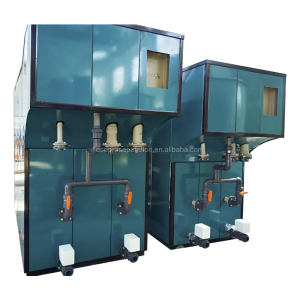 Electrocoagulation wastewater treatment equipment
