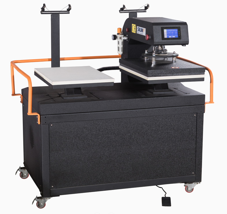 Cloth Printing Machine Heat Press