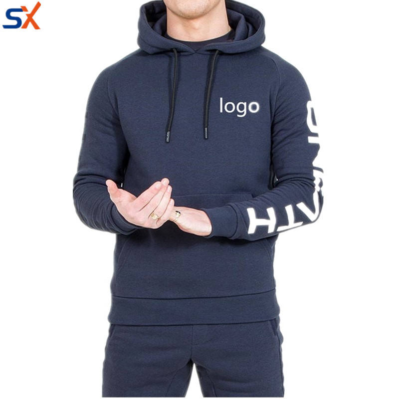 Custom sport <span class=keywords><strong>Trainingspak</strong></span>/Mannen navy trainingspakken/Unisex goedkope joggingpak