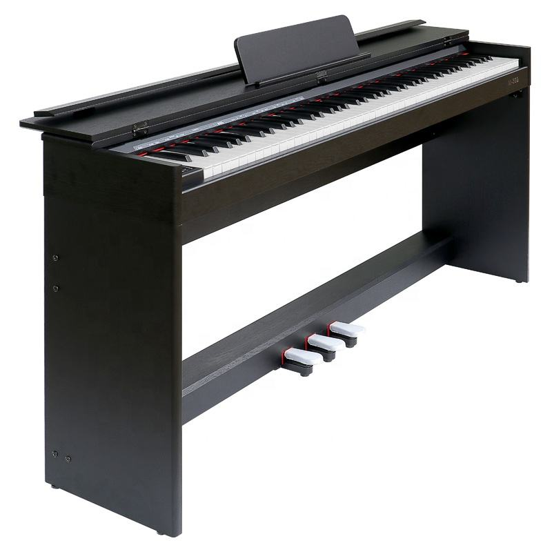 Widely used superior quality keyboard piano 88 key digital piano musical keyboard instrument