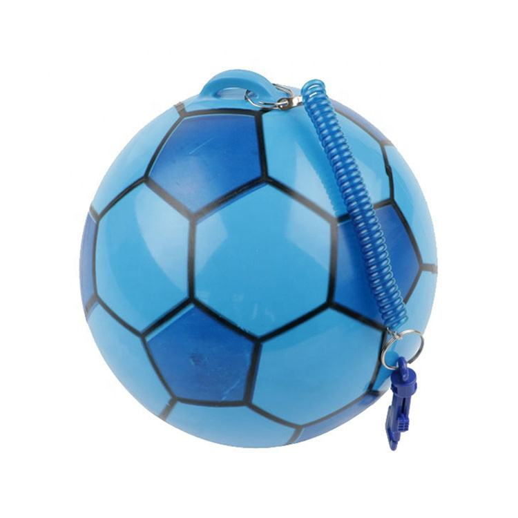 Hot Sell New Kids PVC Inflatable Bouncing Ball Toy with Chain