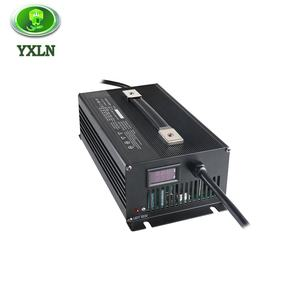 Yxln 1500W Led Displayer 12 V 24 V 36 V 48 V 60 V 72 V Batterij Oplader 45A 40A 30A 25A 20A 15A Ce Rohs Charger