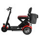 china wholesale adult 3 wheel folding electric mobility scooter