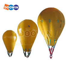Commercial Parachute Inflatable Underwater Air Lifting Balloon Bag