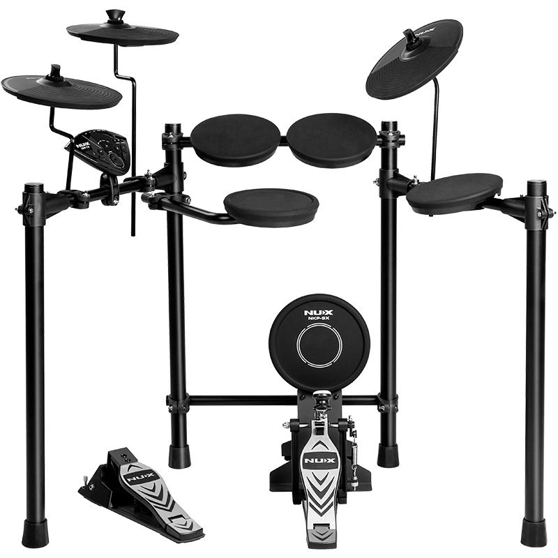 NUX DM-1X digital drum electronic drum set musical instruments acoustic electric drum