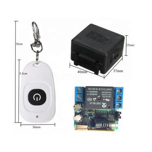 433 Mhz 1CH 12v input and output Control Switch