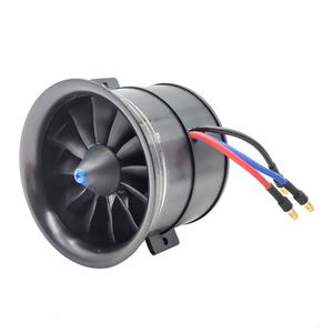 Cheapest Factory Price Jet 64MM 3S 3900KV Motor Ducted Fan RC Edf Plane For RC Airplane Model Accessories