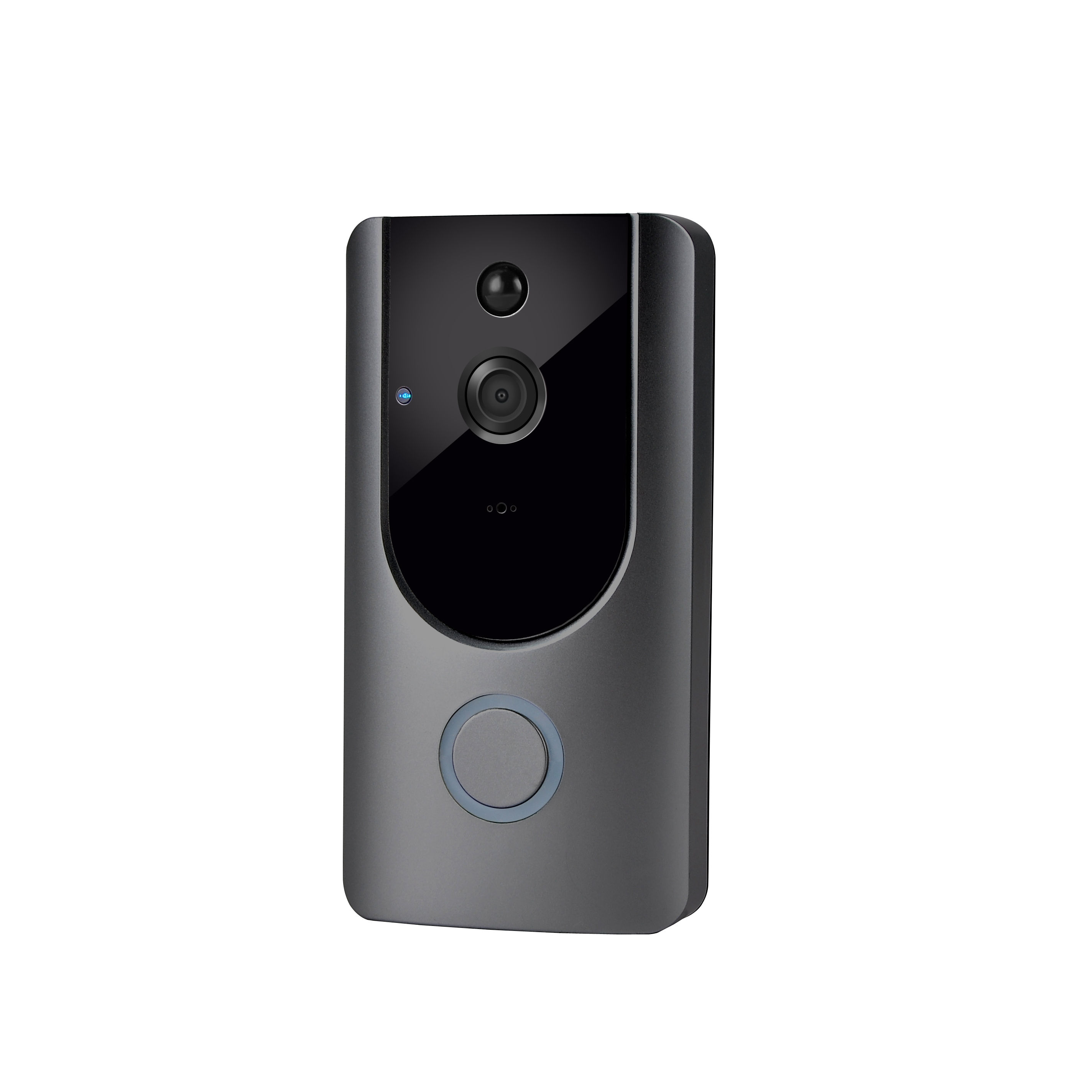 New WiFi Video Doorbell with Storage and Two-Way Talk Smart Doorbell Security Camera PIR Motion Detection Video Door bell timbre