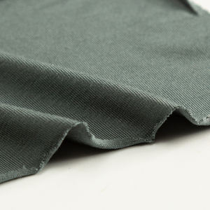 In stock soft jersey 95% bamboo 5% spandex fabrics for garment