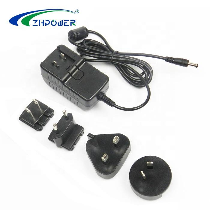 Cargador Corriente 12V 3.5A 3500mA 5.5mm 2.1mm 42W Pared Wall Plug