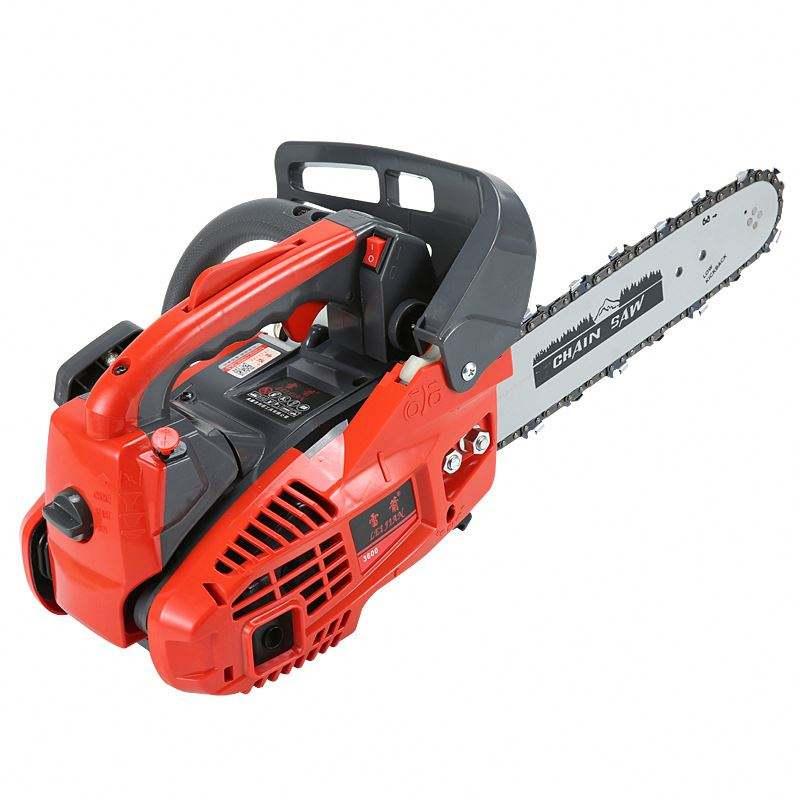motosierra para cortar ramas de /árboles tijeras de podar una mano 0,7 kg Mini motosierra el/éctrica inal/ámbrica port/átil de 4 pulgadas con motor sin escobillas ligera
