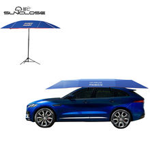 SUNCLOSE automatic sunshade hail proof car cover ,unique car accessories