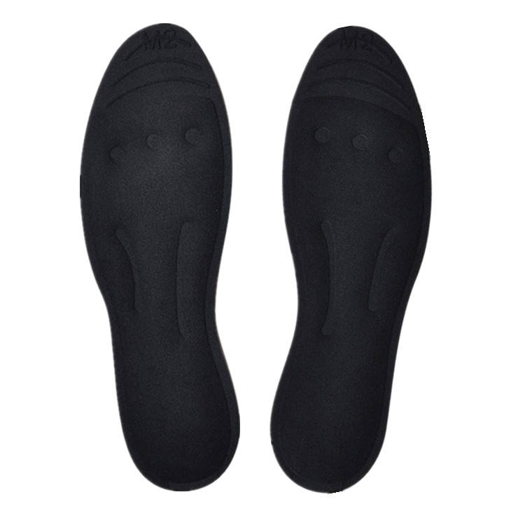 OEM Glycerine filed insole insert foot massaging feel like air walking Liquid gel insole for shoes