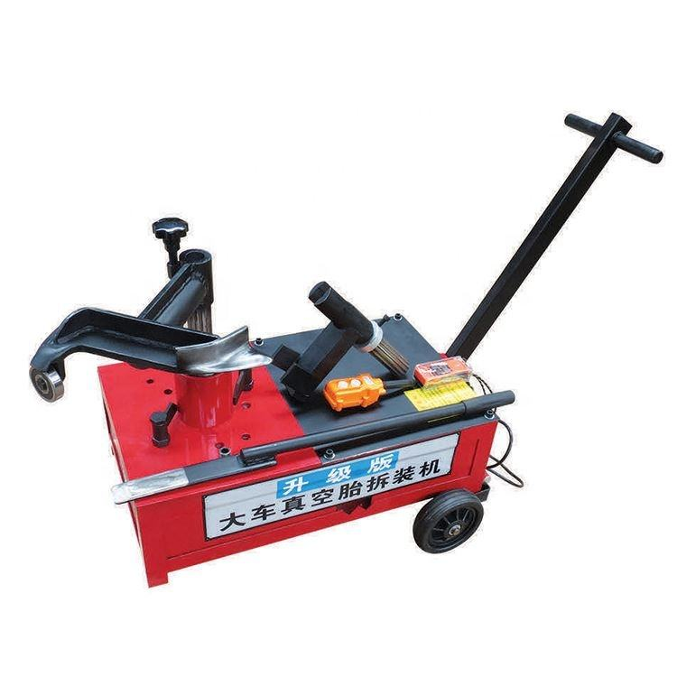 Manufacturer China Low Price Tyre 380V 12R22.5 Automatic Truck Tire Changer For Sale With Ce