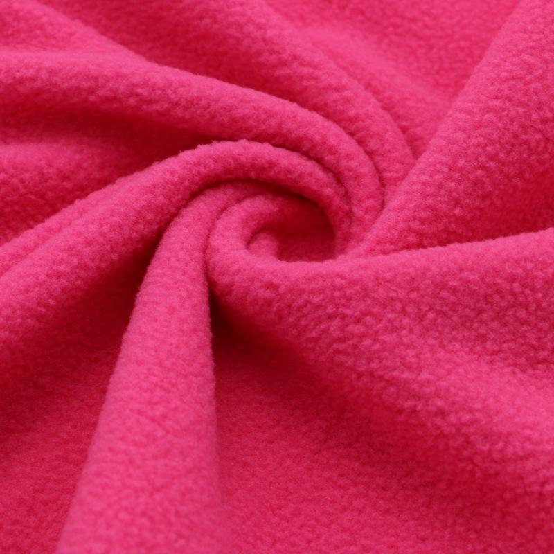 Wholesale Bulk Stock Single Fleece Knitting Fabric For Sweaters And Hoodie